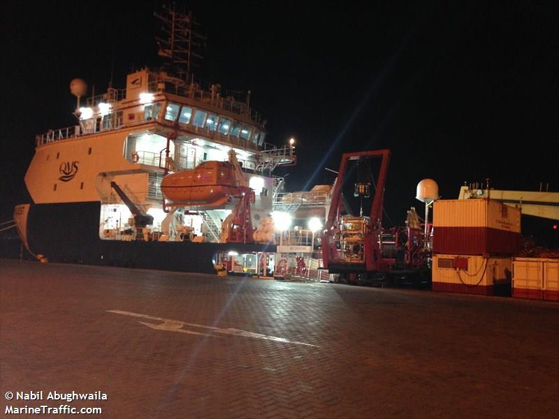 SEA CONQUEST, Offshore supply vessel, IMO 9690963 | Vessel