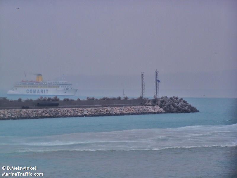 Tanger Outer Breakwater