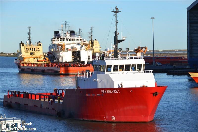 SEA SERVICE 1