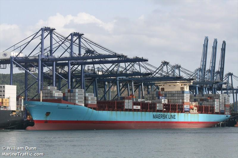SOVEREIGN MAERSK