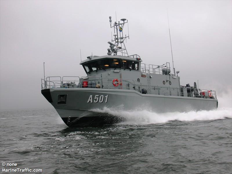A 501 HMS ALTAIR