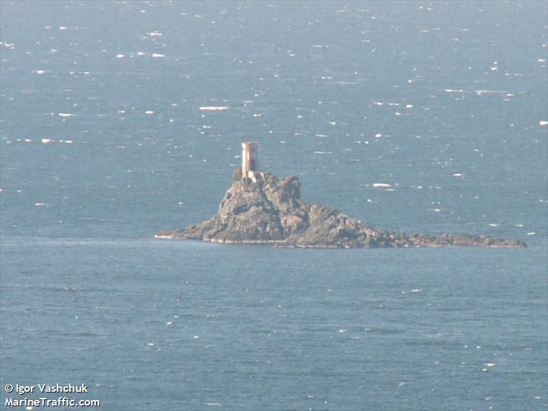 Ostrov Trambetskogo