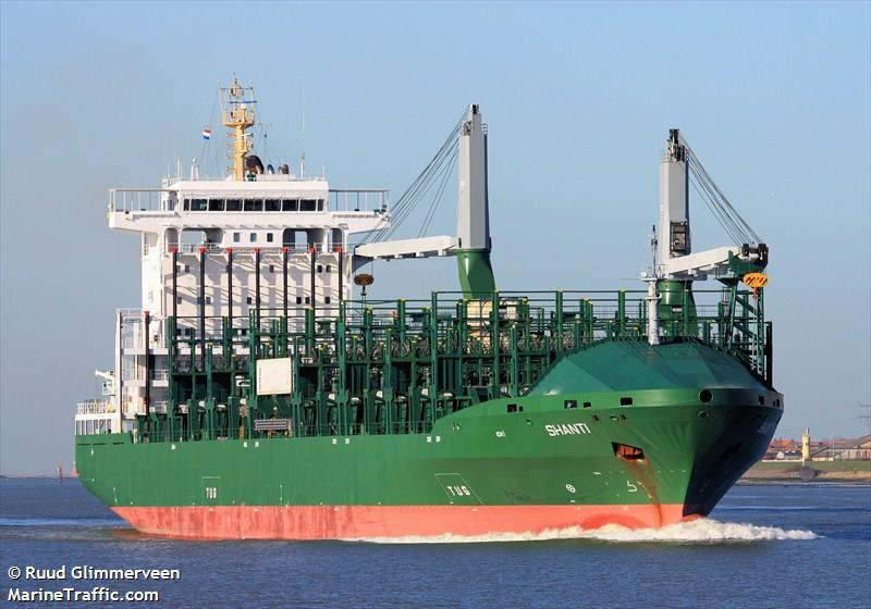 Vessel details for: MAX WINNER (Container Ship) - IMO ...