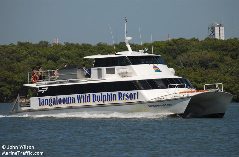 TANGALOOMA FLYER