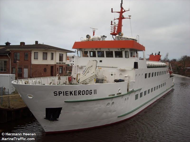 SPIEKEROOG II