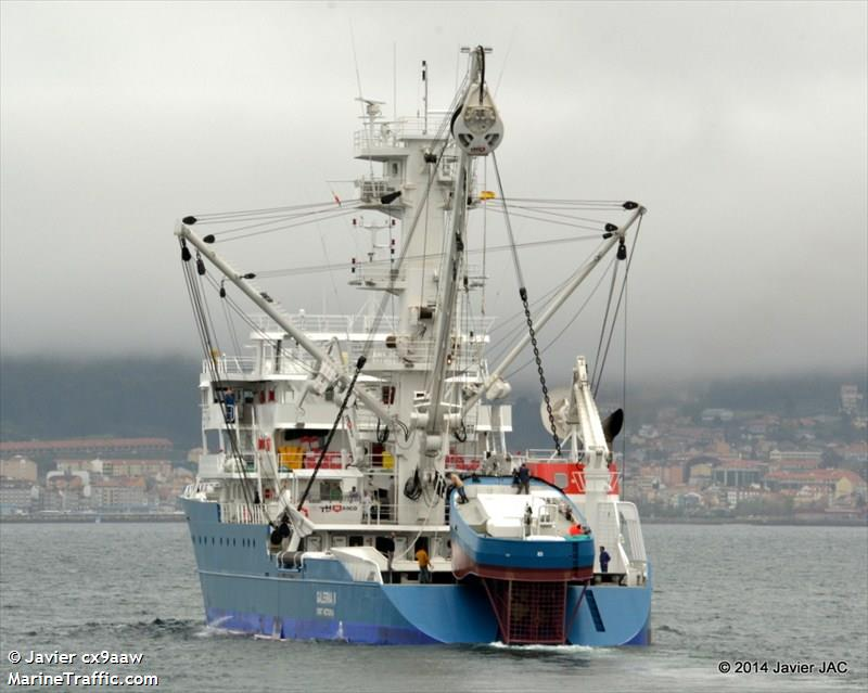 Vessel details for: GALERNA II (Fishing Vessel) - IMO ...
