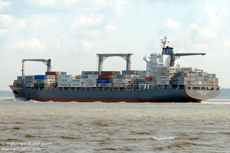 MAERSK NEWHAVEN