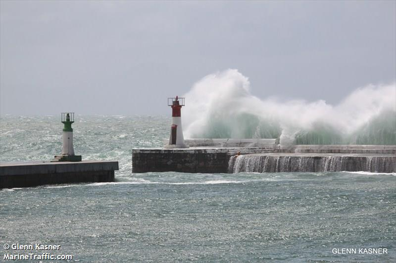 Kalk Bay Breakwater
