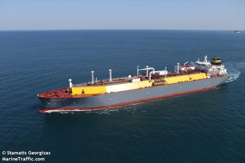 Vessel details for: CORCOVADO LNG (LNG Tanker) - IMO ...