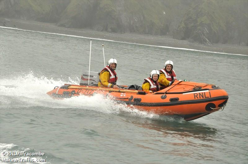 RNLI LIFEBOAT D 717