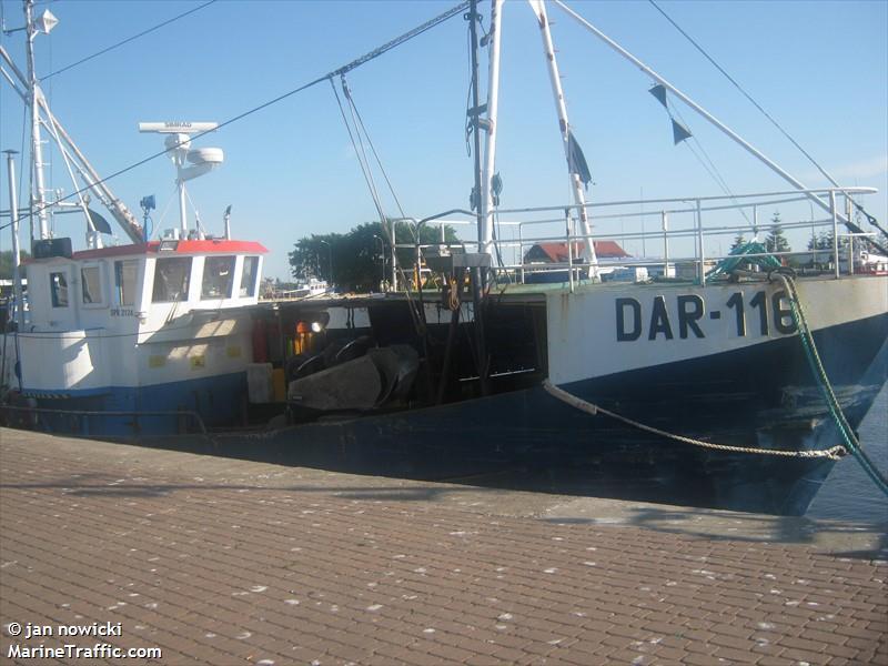 DAR 116