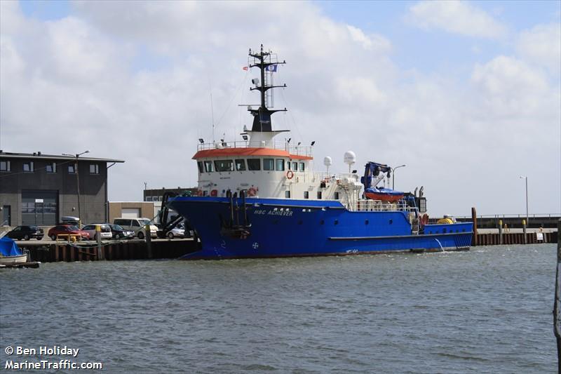 HBC ACHIEVER, DSV (diving support), IMO 9647978 | Vessel