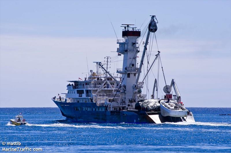 Vessel details for: PACIFIC STAR (Fishing Vessel) - IMO ...