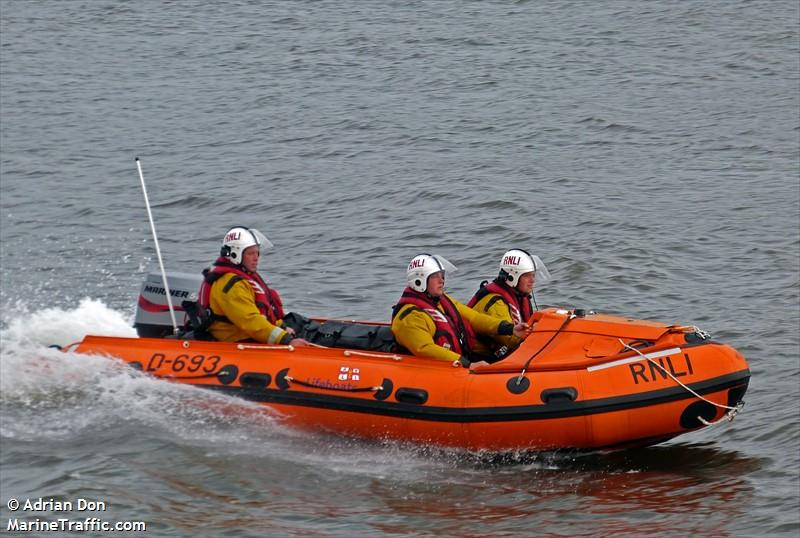 RNLI LIFEBOAT D 693
