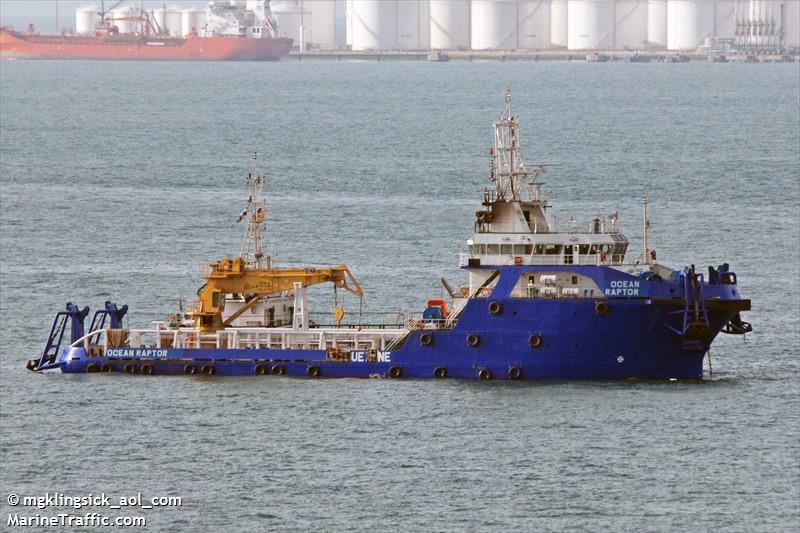 vessel details for qms adventure offshore supply ship. Black Bedroom Furniture Sets. Home Design Ideas