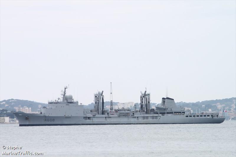 FRENCH WAR SHIP