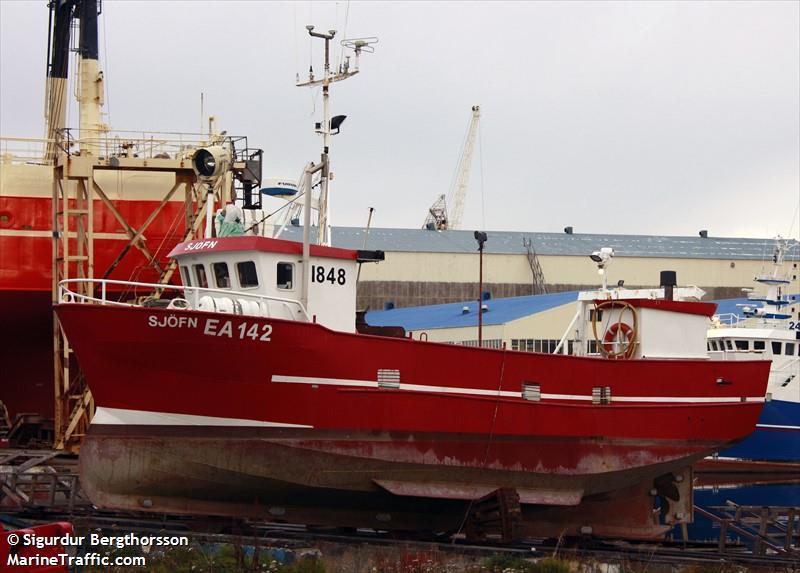 SJOFN EA-142