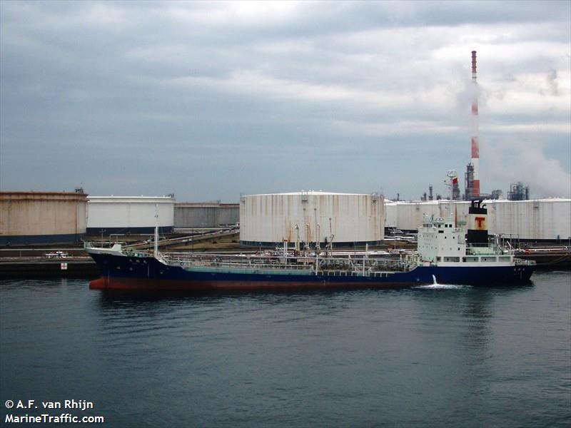Vessel details for: INTERTEK (Oil Products Tanker) - IMO