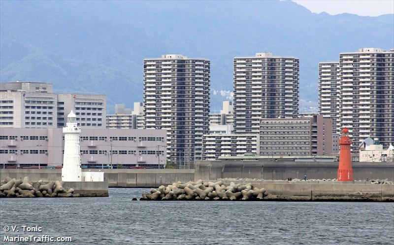 Kobe Breakwater Two