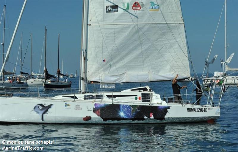 ECO40 SAILING ALONE