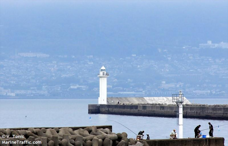 Beppu Outer Breakwater North Head