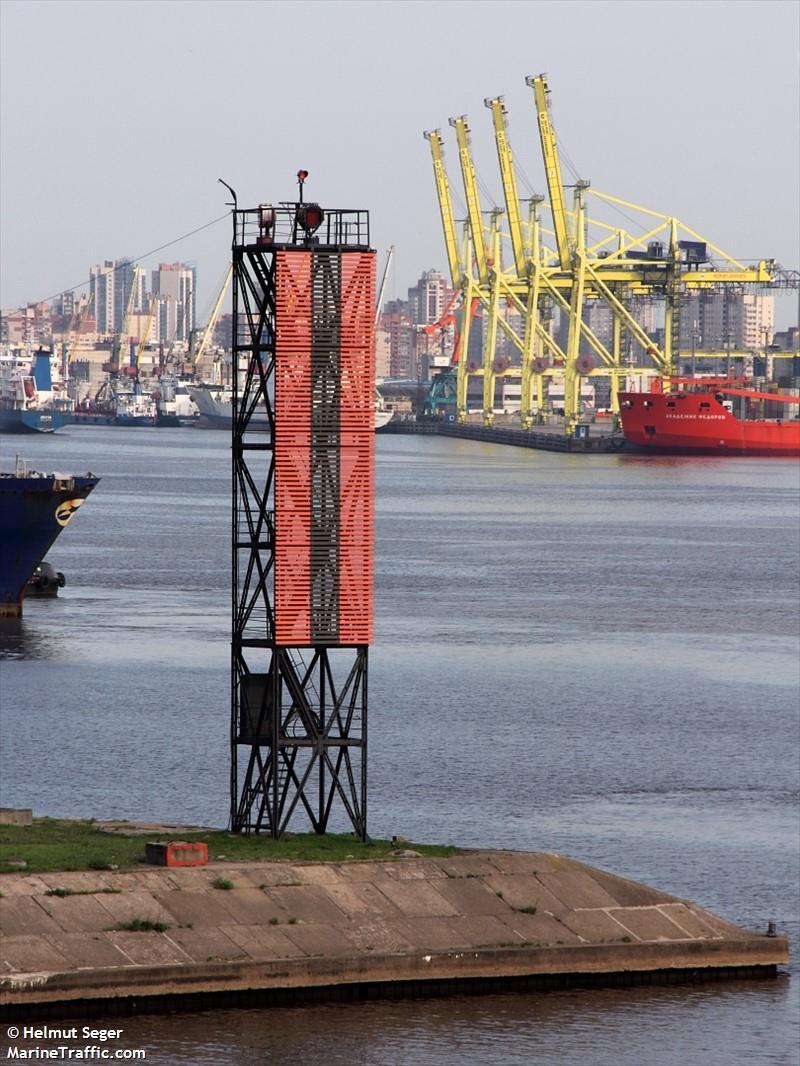 Morskoy Kanal-Vstrechnyy  Front
