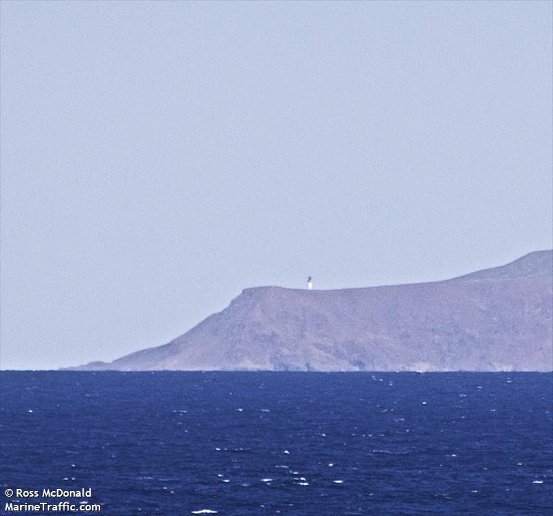 Islas San Benito