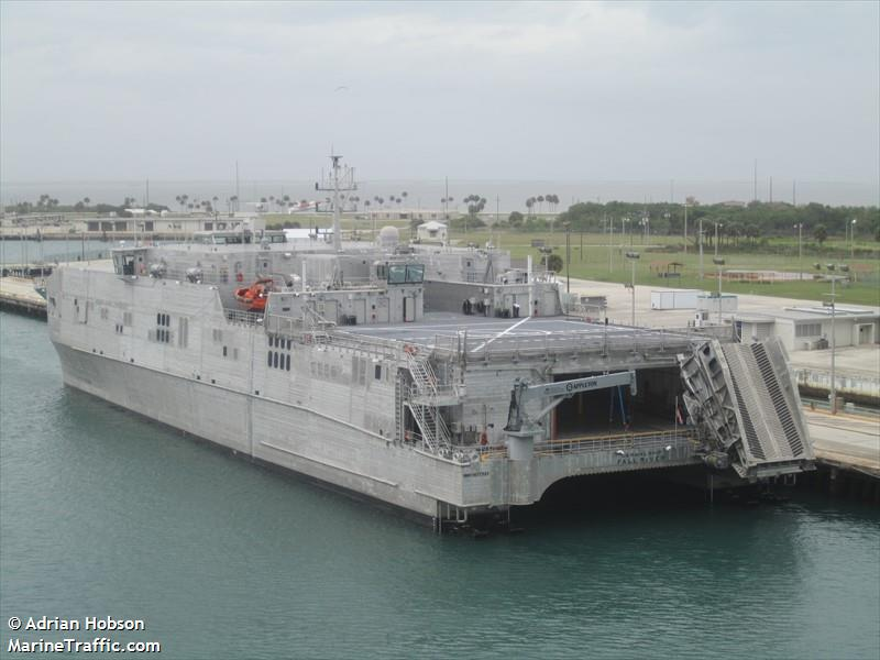 USNS FALL RIVER