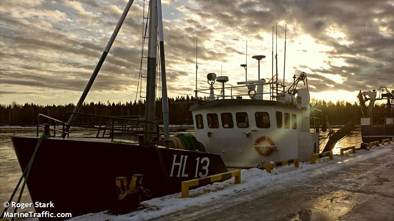HL 13 Vilja av Enånger.