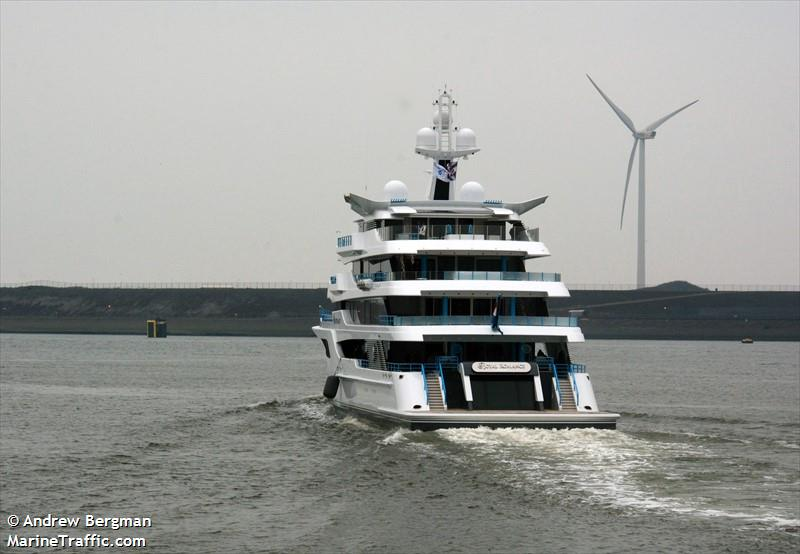 Picture Of Royal Romance Ais Marine Traffic