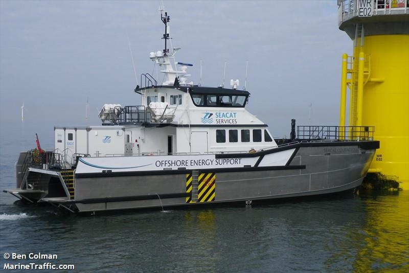 SEACAT COURAGEOUS