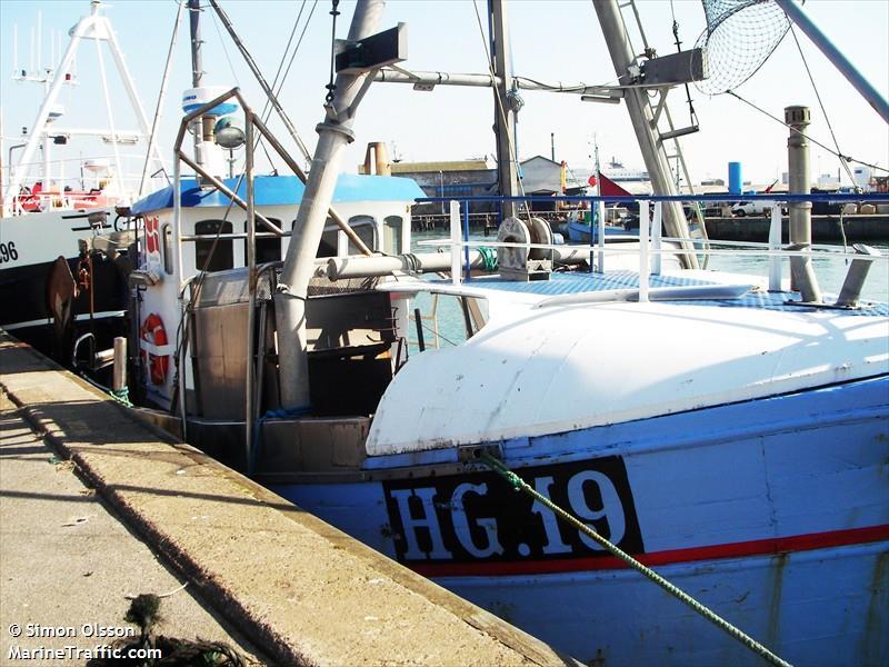 LENE FISKER HG 19