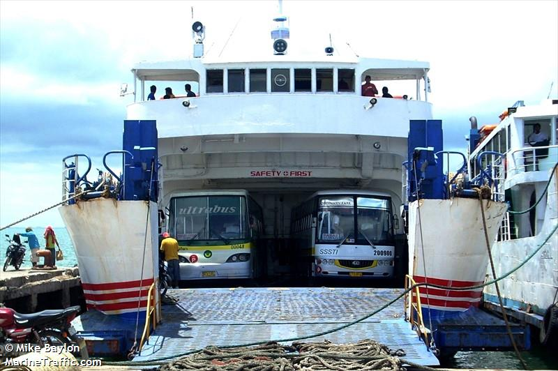 SUPER SHUTTLE FERRY 24