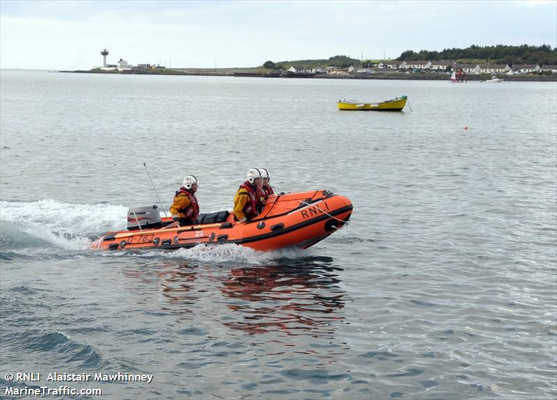 RNLI LIFEBOAT D 783