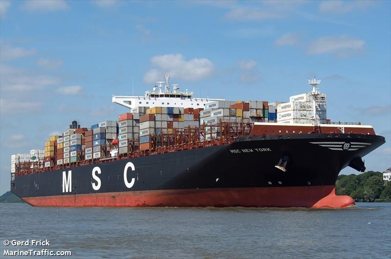 MSC NEW YORK