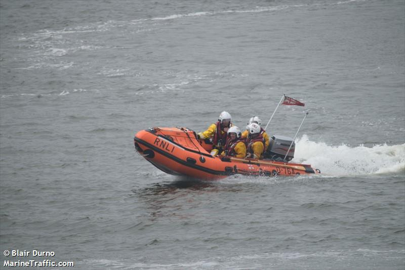 RNLI LIFEBOAT D 764