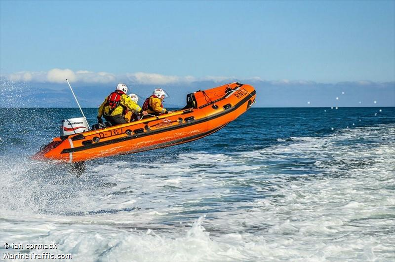 RNLI LIFEBOAT D 767