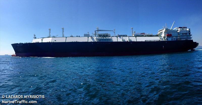 ENERGY ATLANTIC, LNG carrier, IMO 9649328   Vessel details
