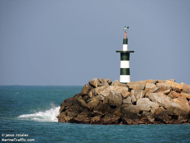La Guaira North Breakwater