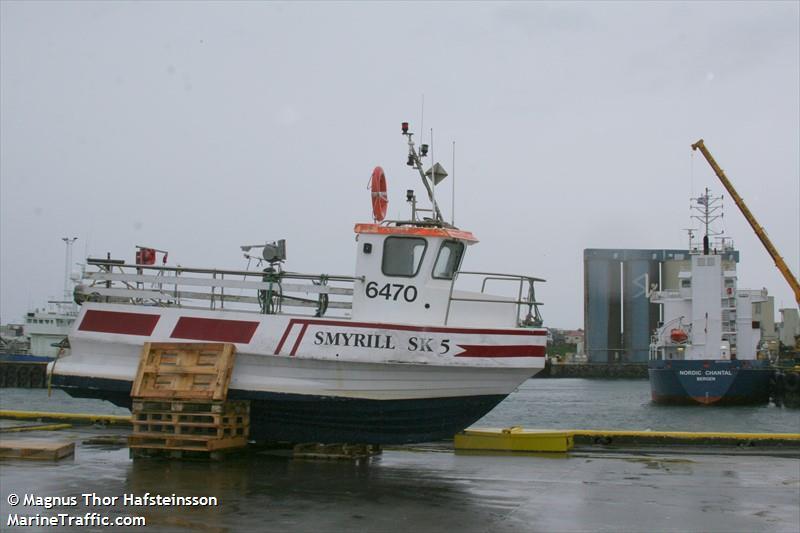 SMYRILL SK