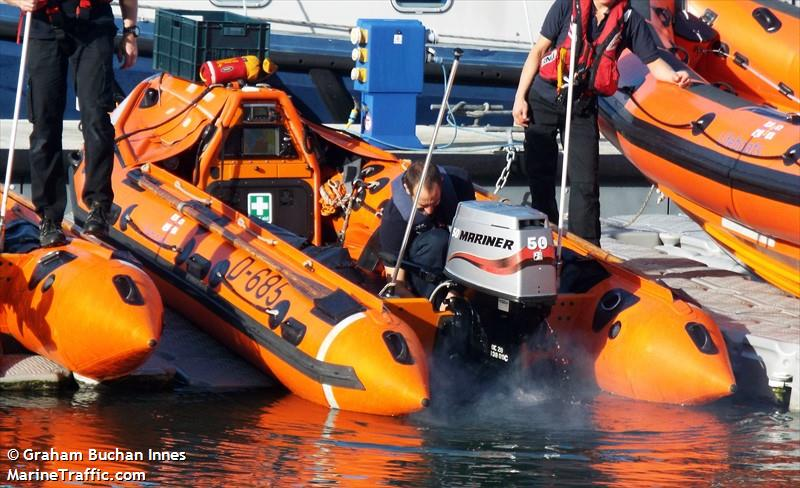 RNLI LIFEBOAT D 685