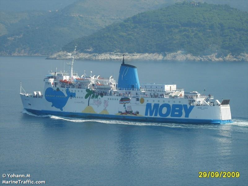MOBY LOVE