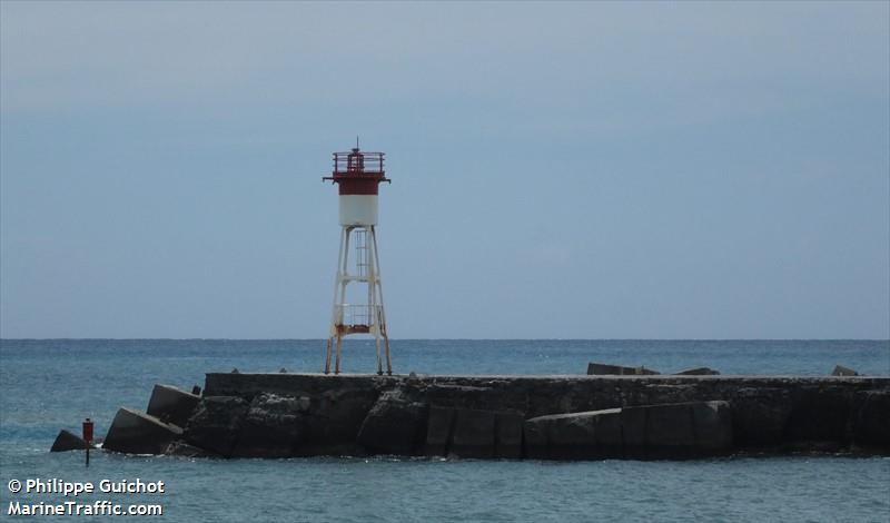 Port Réunion Jetée Nord
