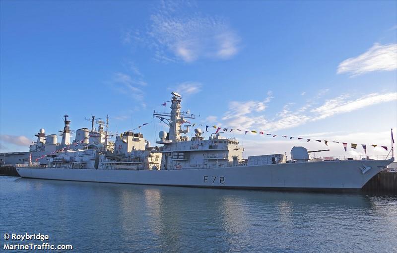 HMS KENT
