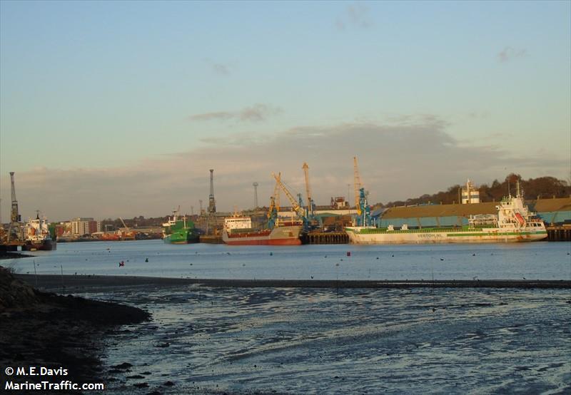 Port of IPSWICH (GB IPS) details - Departures, Expected ...