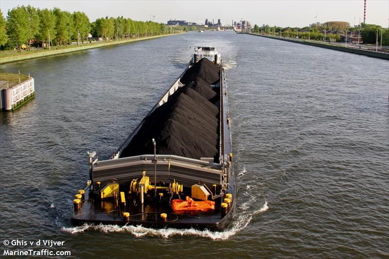 Vessel Details For Osiris Inland Motor Freighter