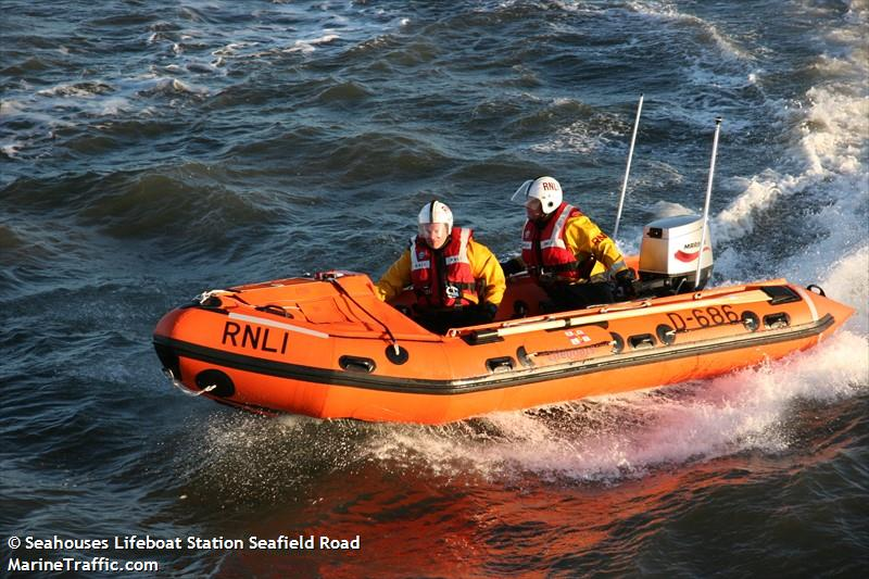 RNLI LIFEBOAT D686