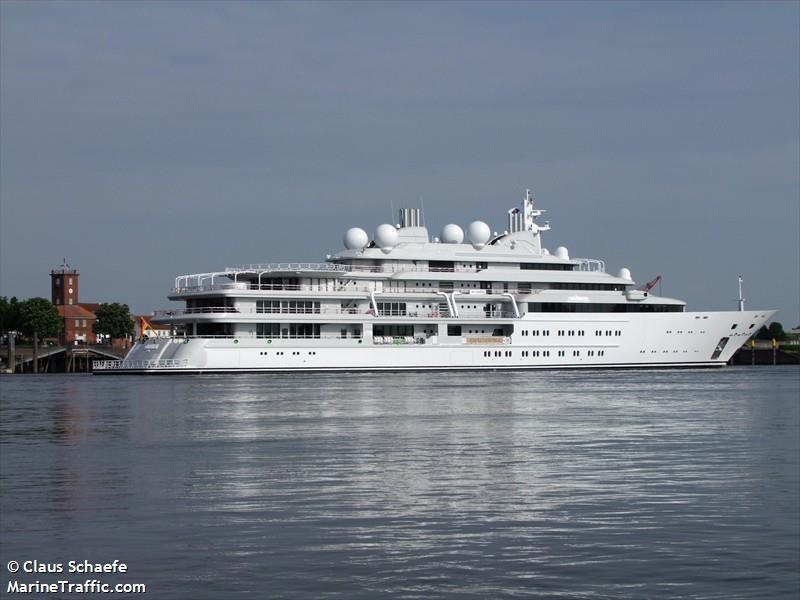 Vessel Details For Katara Yacht Imo 9562805 Mmsi 466066000
