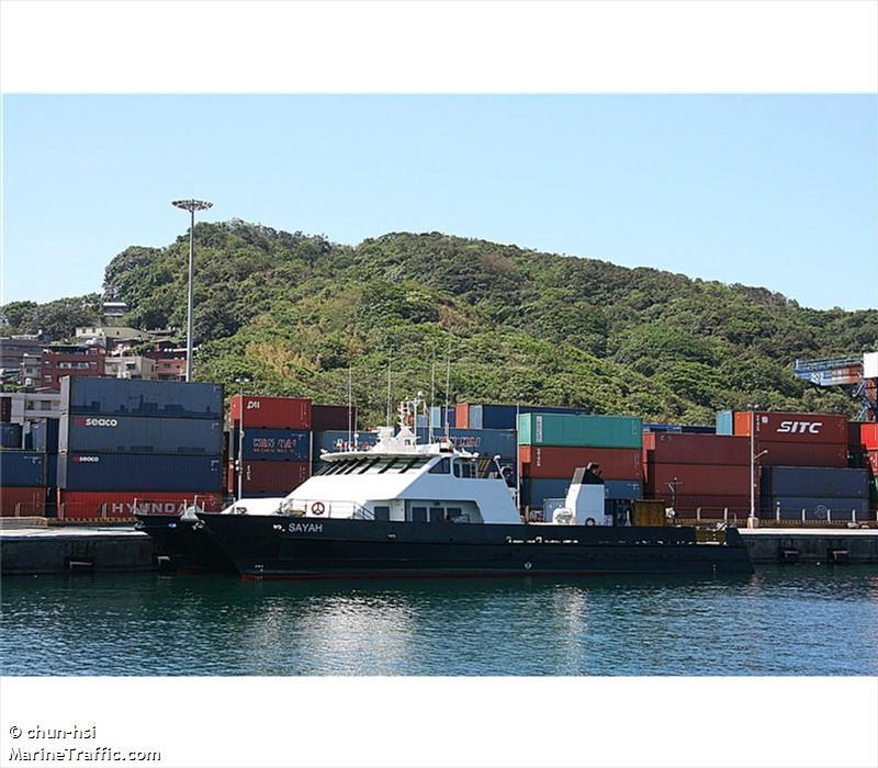 البحث عن السفن في قاعدة بيانات ..MarineTraffic .لكي تضيف تنبيهاتك الي القائمة: chun-hsi