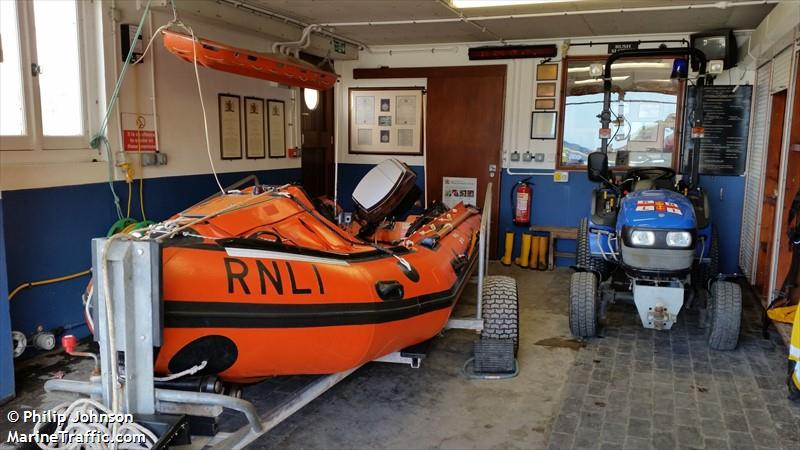RNLI LIFEBOAT D 707